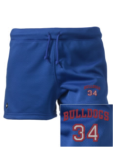 "Balboa Elementary School Bulldogs Embroidered Holloway Women's Balance Shorts, 3"" Inseam"