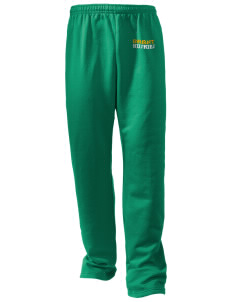 Grant Elementary School Huskies Embroidered Holloway Men's 50/50 Sweatpants