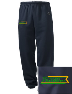 Grant Elementary School Huskies Embroidered Champion Men's Sweatpants