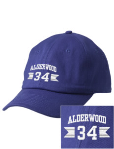 Alderwood Elementary School Dolphins Embroidered Champion 6-Panel Cap