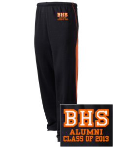 Blaine High School Blaine Borderites Embroidered Holloway Men's Pivot Warm Up Pants