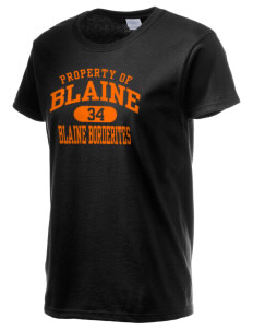 Blaine High School Blaine Borderites Women's 6.1 oz Ultra Cotton T-Shirt