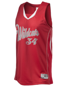 Toppenish High School Wildcats Holloway Women's Piketon Jersey