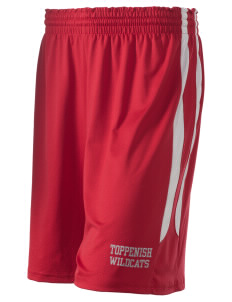 "Toppenish High School Wildcats Holloway Women's Pinelands Short, 8"" Inseam"