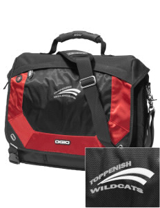 Toppenish High School Wildcats Embroidered OGIO Jack Pack Messenger Bag