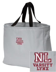 North Linn Elementary School Lynx Embroidered Essential Tote
