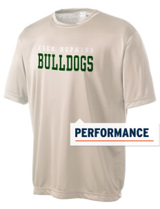 Esek Hopkins Middle School Bulldogs Men's Competitor Performance T-Shirt