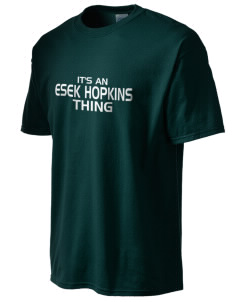 Esek Hopkins Middle School Bulldogs Men's Essential T-Shirt