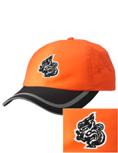 Yamato Colony Elementary School Dragons  Embroidered Safety Cap
