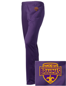 Diamond Bar High School Brahmas Embroidered Holloway Women's Contact Warmup Pants