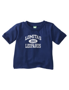 Lomitas Elementary School Leopards Toddler T-Shirt