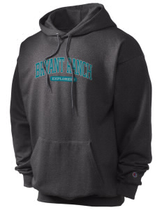 Bryant Ranch Elementary School Explorers Champion Men's Hooded Sweatshirt