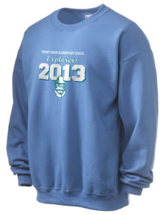 Bryant Ranch Elementary School Explorers Ultra Blend 50/50 Crewneck Sweatshirt