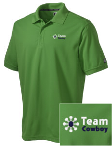 Team Cowboy Team Cowboy Embroidered OGIO Men's Caliber Polo