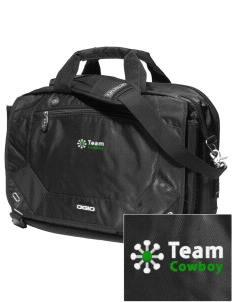 Team Cowboy Team Cowboy Embroidered OGIO Corporate City Corp Messenger Bag