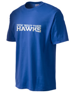Meadowview Elementary School Hawks Tall Men's Essential T-Shirt