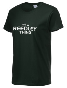 Reedley High School Pirates Women's 6.1 oz Ultra Cotton T-Shirt