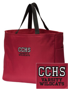 Central City Community High School Wildcats Embroidered Essential Tote