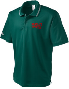 Santa Fe Elementary School South Indians adidas Men's ClimaLite Athletic Polo