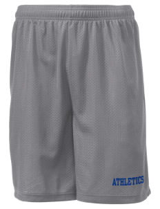 "SIDHelp Athletics Men's Mesh Shorts, 7-1/2"" Inseam"