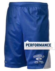 "SIDHelp Athletics Holloway Men's Possession Performance Shorts, 9"" Inseam"