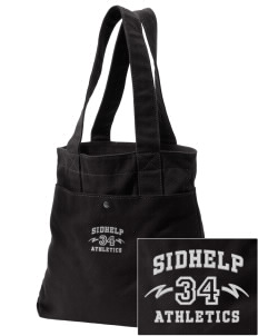 SIDHelp Athletics Embroidered Alternative The Berkeley Tote
