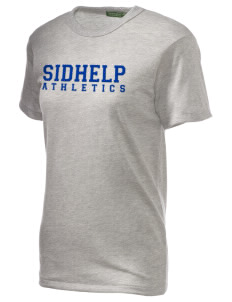 SIDHelp Athletics Embroidered Alternative Unisex Eco Heather T-Shirt