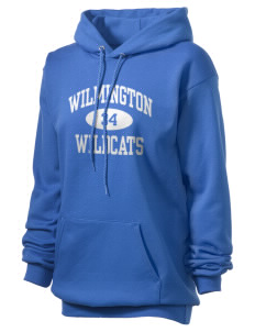 Wilmington High School Wildcats Unisex Hooded Sweatshirt