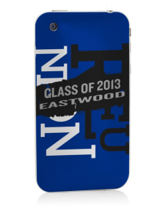 Eastwood Elementary School Dolphins Apple iPhone 3G/ 3GS Skin
