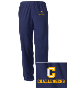 Crestline School Challengers Embroidered Holloway Men's Flash Warmup Pants