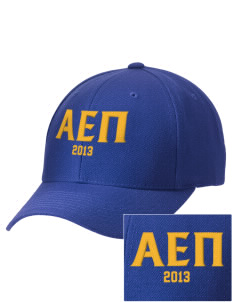 Alpha Epsilon Pi Embroidered Wool Adjustable Cap