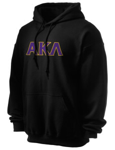 Alpha Kappa Lambda Ultra Blend 50/50 Hooded Sweatshirt