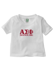 Alpha Sigma Phi Toddler T-Shirt