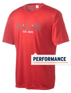 Alpha Sigma Phi Men's Competitor Performance T-Shirt