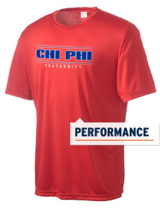 Chi Phi Men's Competitor Performance T-Shirt