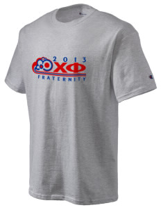 Chi Phi Champion Men's Tagless T-Shirt