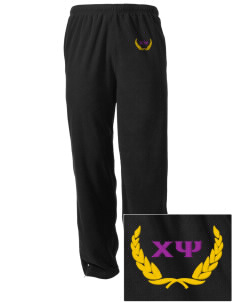 Chi Psi Embroidered Holloway Men's Flash Warmup Pants