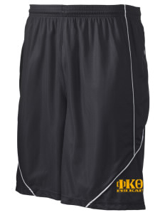 "Phi Kappa Theta Men's Pocicharge Mesh Reversible Short, 9"" Inseam"