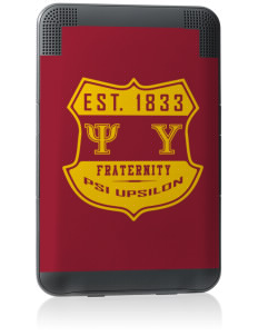Psi Upsilon Kindle Keyboard 3G Skin
