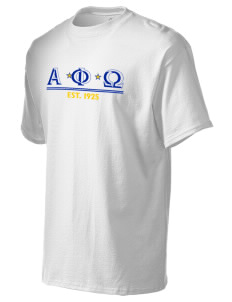 Alpha Phi Omega Men's Essential T-Shirt