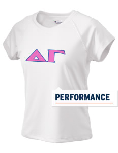 Delta Gamma Champion Women's Wicking T-Shirt