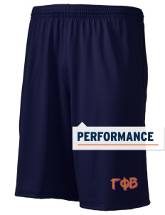 "Gamma Phi Beta Holloway Men's Performance Shorts, 9"" Inseam"