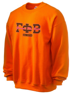 Gamma Phi Beta Ultra Blend 50/50 Crewneck Sweatshirt