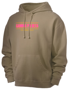 Gamma Phi Beta Men's 80/20 Pigment Dyed Hooded Sweatshirt