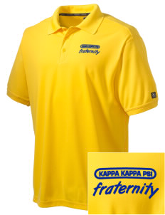 Kappa Kappa Psi Embroidered OGIO Men's Caliber Polo