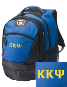 Kappa Kappa Psi Embroidered OGIO Rogue Backpack
