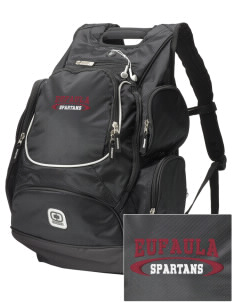 Eufaula Middle School Spartans  Embroidered OGIO Bounty Hunter Backpack