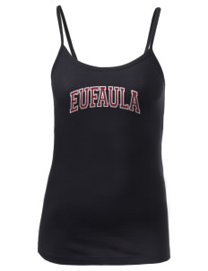 Eufaula Middle School Spartans Women's Louise Longer Length Tank