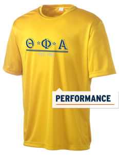 Theta Phi Alpha Men's Competitor Performance T-Shirt