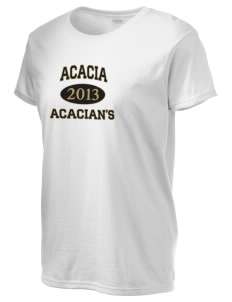 Acacia Women's 6.1 oz Ultra Cotton T-Shirt